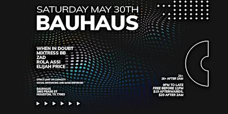 Bauhaus & Friends tickets