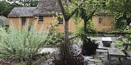 Thankful Arnold House Connecticut's Historic  Gardens Day tickets