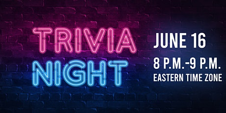 InfoComm Connected Trivia Night tickets