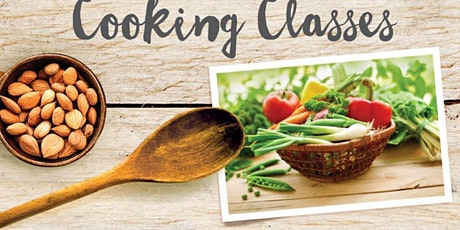 Cooking with Sizzle Cooking Classes tickets