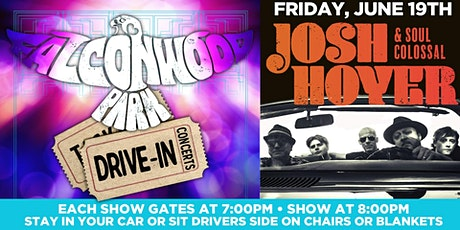 Josh Hoyer and Soul Colossal Drive-in Concert at Falconwood Park tickets