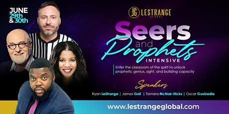 SPI: Seers and Prophets Intensive tickets