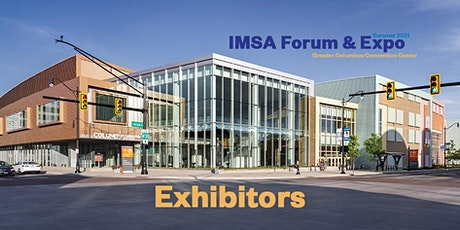 2021 EXHIBITORS - IMSA Forum &  Expo tickets