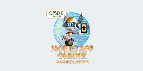 Mobile App Development for Beginners: Virtual Summer Camp! - 08/03 - 08/07 tickets