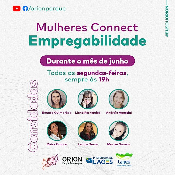 Imagem do evento Empregabilidade - Mulheres Connect