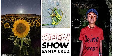 Zoom into Open Show Santa Cruz tickets