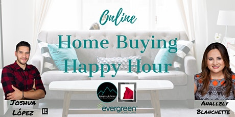 Online Home Buying Happy Hour tickets