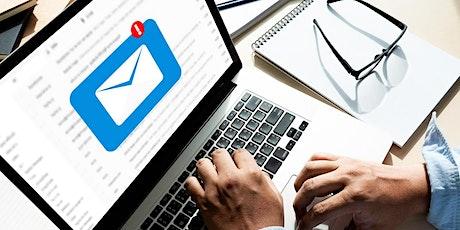 WEBINAR: Email Marketing una estrategia de comunicación para vender más tickets