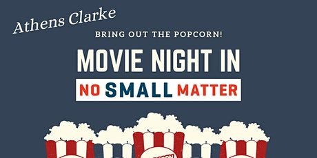 Movie Night In: No Small Matter tickets