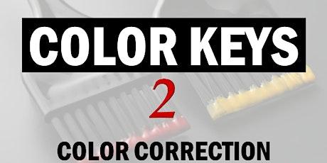 L'Oréal Professionnel Color Keys 2 entradas