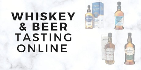 Whiskey & Craft Beer Tasting tickets