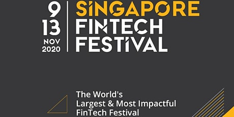 Singapore Fintech Festival 2020 Invitation (Exhibitior Opportunity) tickets