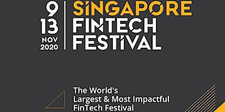 Singapore Fintech Festival 2020 Invitation (Exhibitior Opportunity) tickets