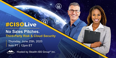 #CISOLive: Third-Party Risk & Cloud Security tickets