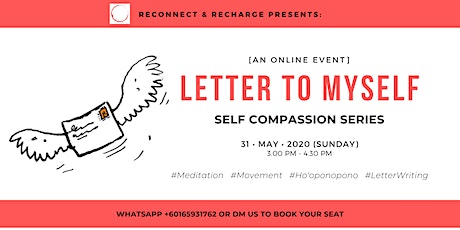 Letter to Self (Practising Self Compassion) tickets
