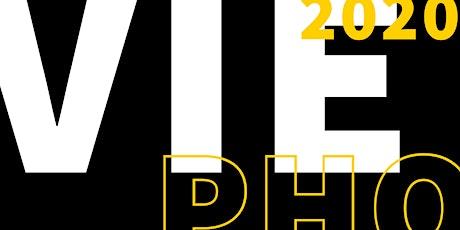 Eröffnung der Ausstellungen VIEphoto 2020 Tickets