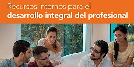 Recursos internos para el desarrollo integral del profesional entradas