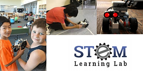 Summer Camp: Lego Mindstorm: Grade 4-5: CALGARY tickets
