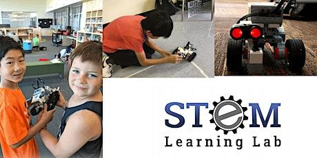 Summer Camp: Lego Mindstorm: Grade 4-5: CALGARY tickets