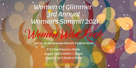 Women Who Rock: Women Summit 2021 tickets