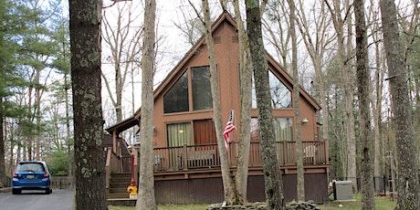 Online Public Real Estate Auctions: 103 Gabrielle Lane Dingmans Ferry PA 18328 (Gated Community of Marcel Lake Estates~Poconos) tickets