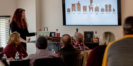 Certified Bourbon Steward training- Nashville Bourbon Barrel tickets