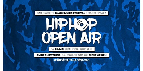 Hip Hop Open Air Weiden Tickets