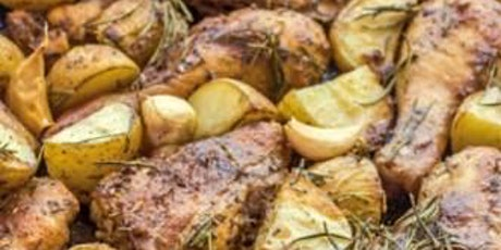 Club Italia Take Out Featuring Herb Roasted Chicken and Roasted Potatoes tickets
