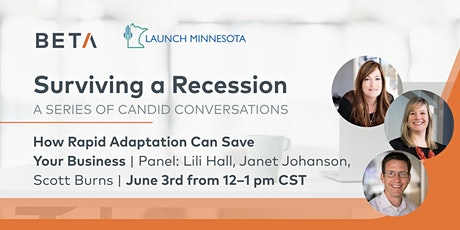 Surviving a Recession: How Rapid Adaptation Can Save Your Business tickets