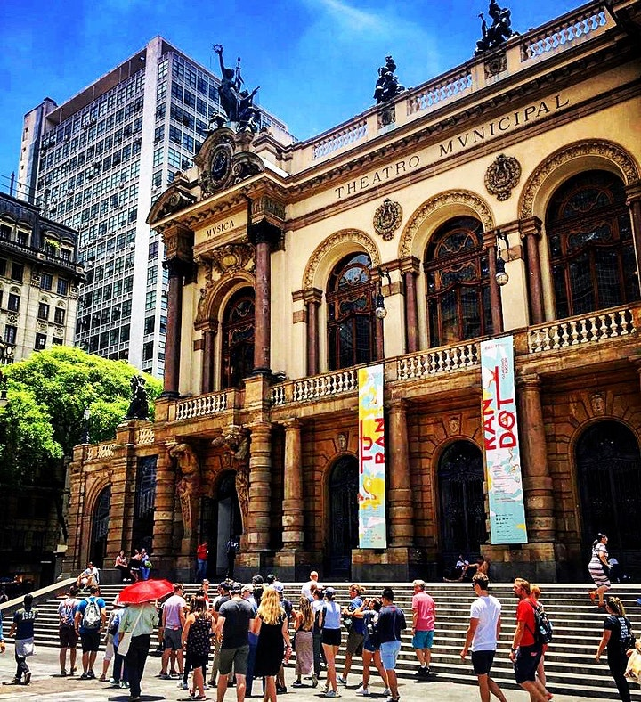 Imagem do evento SP Free Walking Tour - OLD DOWNTOWN (Português)