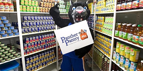 Panther Pantry and/or Warm Meals - You must register for both separately tickets