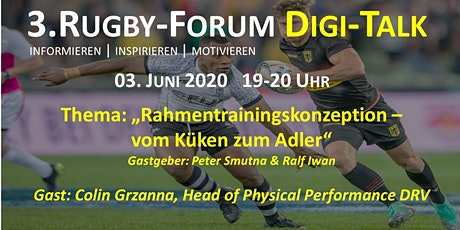 Rugby-Forum Digi-Talk Tickets