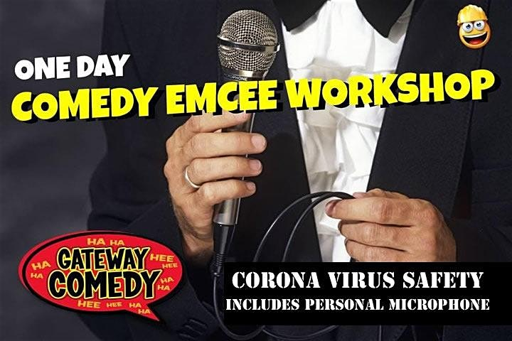 Stand Up Comedy Emcee Workshop image