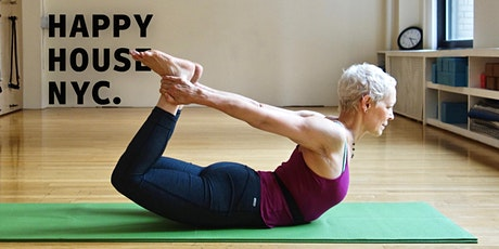 POSE: Happy Home Yoga with Alison West tickets