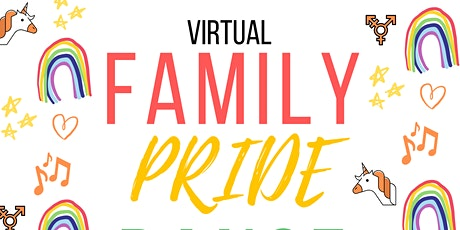 Virtual Family Pride Dance Party tickets