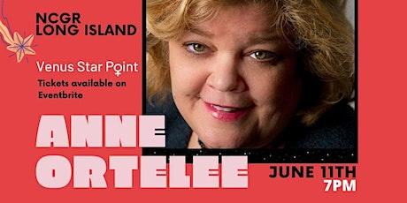 Anne Ortelee Presents: Venus Star Point tickets