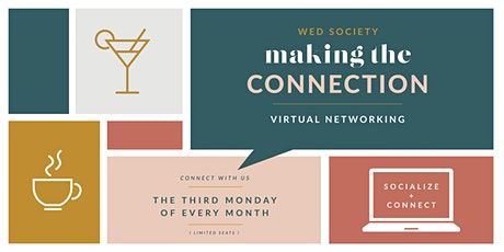 Virtual Networking Event for Wedding Vendors tickets