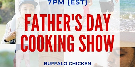 Father's Day Cooking Show tickets