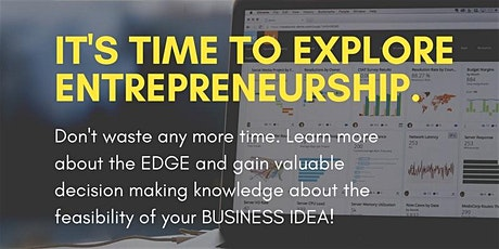 Exploring Entrepreneurship | EDGE Orientation tickets