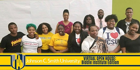 Johnson C. Smith Virtual Open House: Biddle Institute Edition Pt. II tickets
