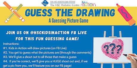 Guess the Drawing: Picture Game tickets