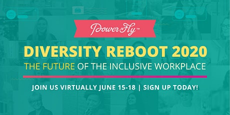 Diversity Reboot 2020 (EMPLOYER, TECHNOLOGY LEADER & HR PROFESSIONAL ADMISSION) tickets