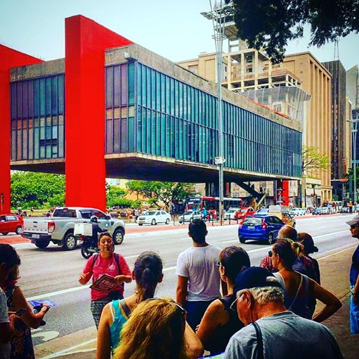 Imagem do evento SP Free Walking Tour - AV. PAULISTA (Português)