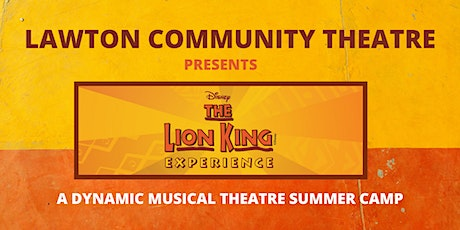 The Lion King Experience Summer Camp tickets