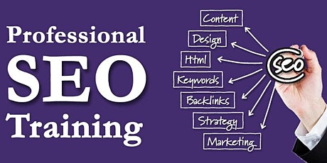Grow Your Business With Digital Marketing: SEO & Social Media Training tickets
