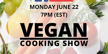 Vegan Cooking Show tickets