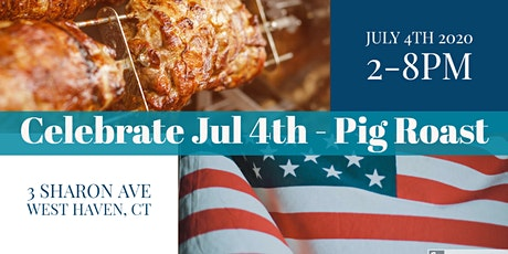 Celebrate July 4th with Pig Roast tickets