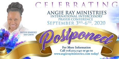 40th Annual International Intercessory Prayer Conference tickets