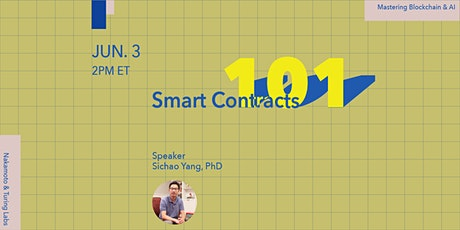 Smart Contracts 101 bilhetes