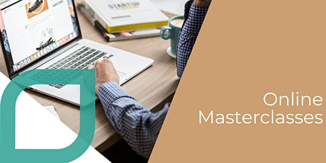 Masterclass | Preparing and staying relevant in the Future of Work tickets